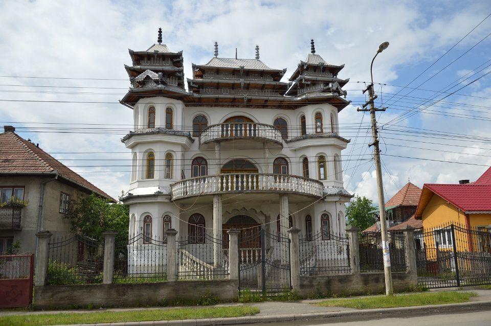 Quelques exemples de maisons Roms
