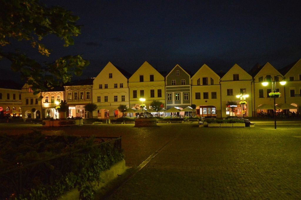 Le Mariasnke Square à Zilina