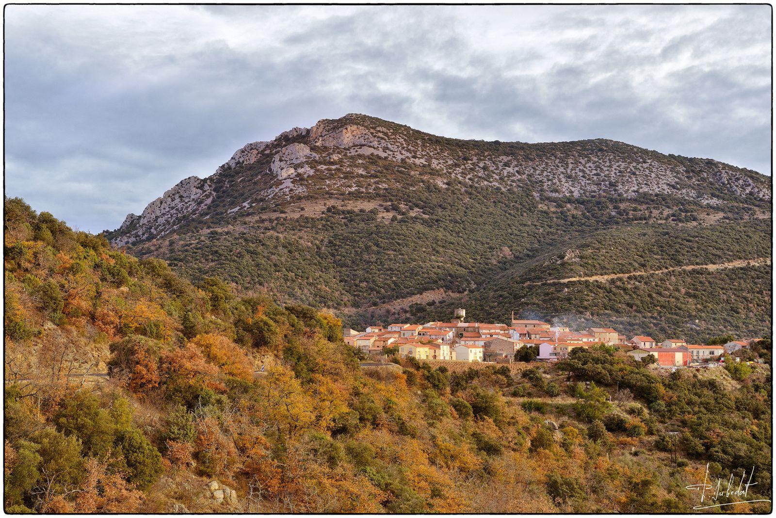Village d'Ansignan