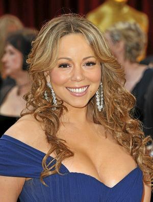 Elle a morflé Mariah Carey