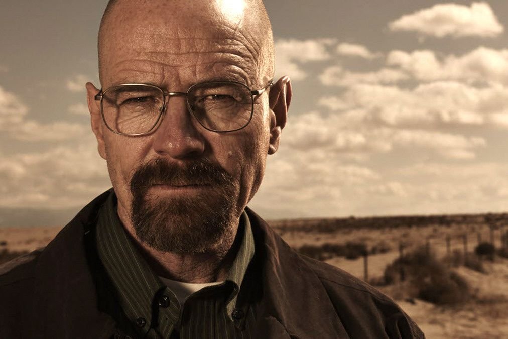 Walter White - Heisenberg Breaking Bad