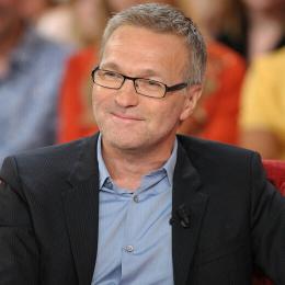 Il a morflé Laurent Ruquier
