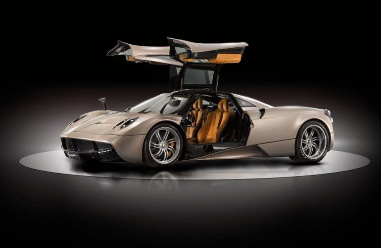 Pagani C9 Huayra Documentaire