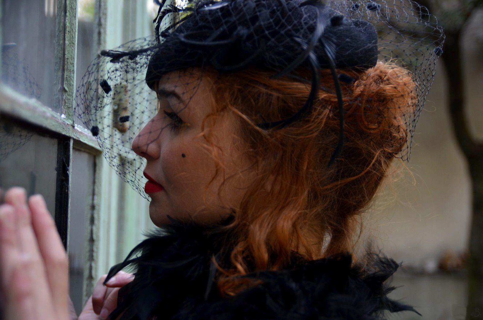Marie fait son Cinéma #3        Le Rouge et le Noir ...