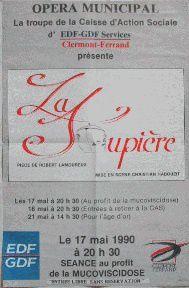 La soupière de Robert Lamoureux (1990)