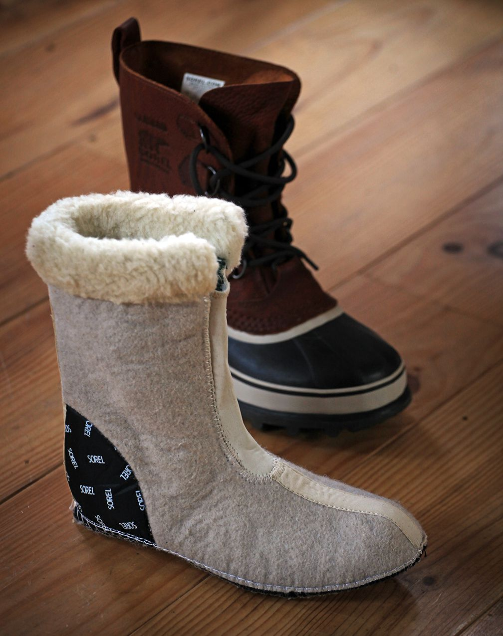 Test : Les bottes SOREL Caribou Wool.