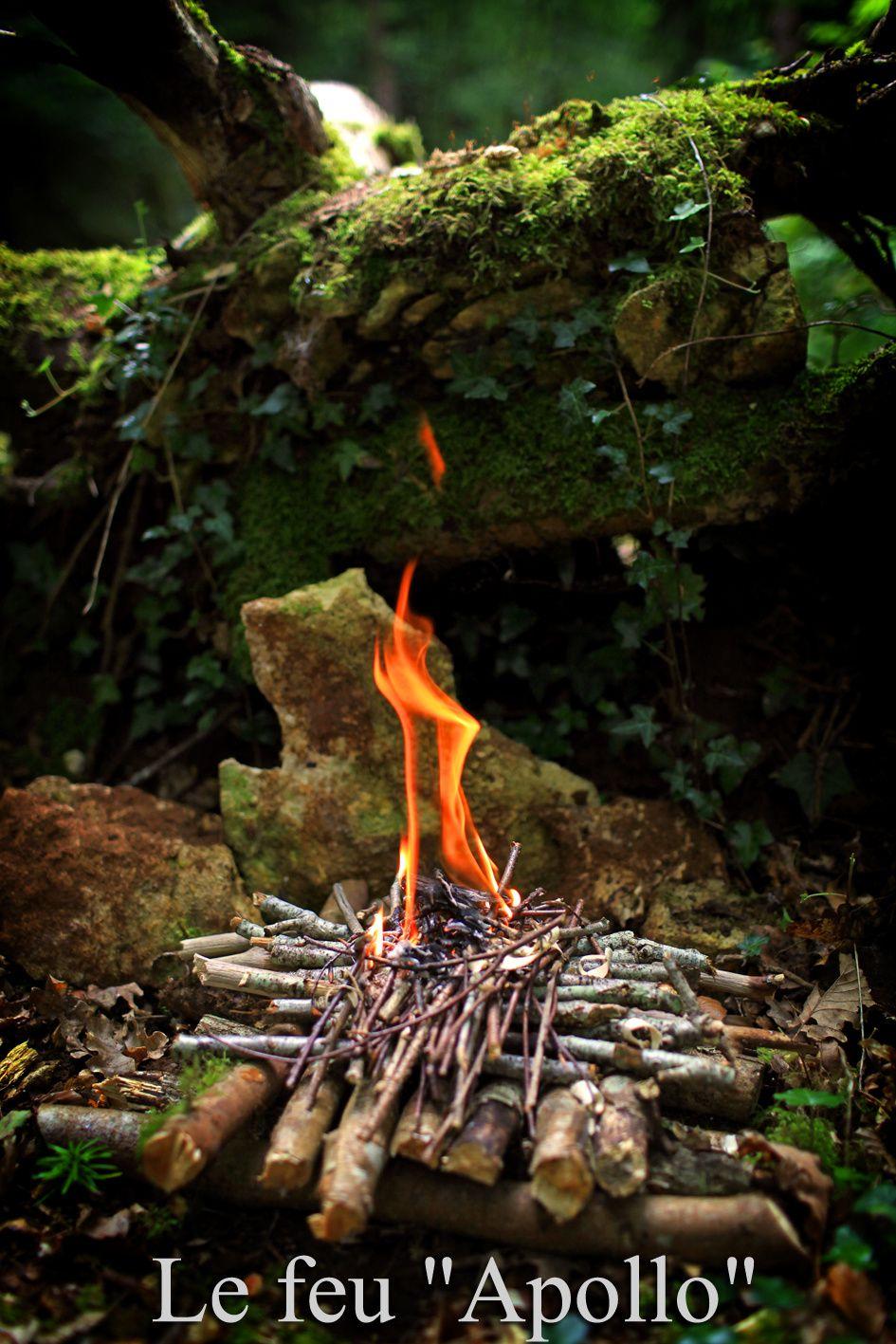 Quand il faut vraiment faire du feu.