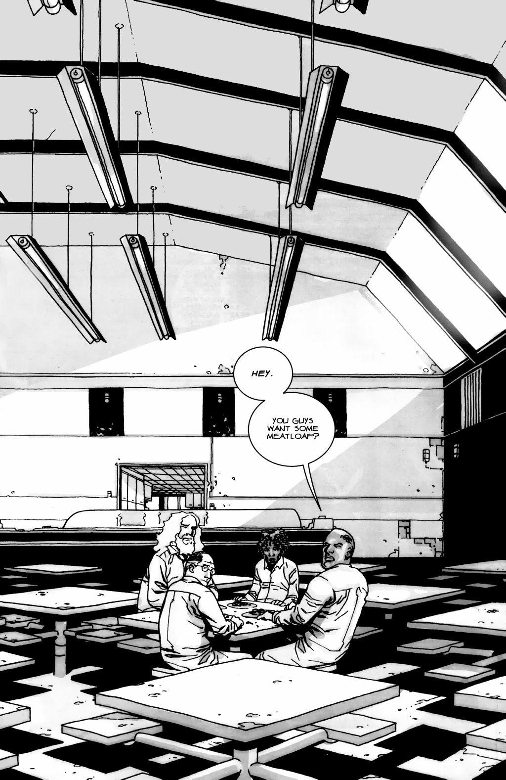 Walking Dead #3: Sains et saufs ?