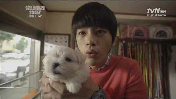 Parce qu'on en a jamais assez de Yoon Yoon Jae (Seo In Guuuuuk <3)