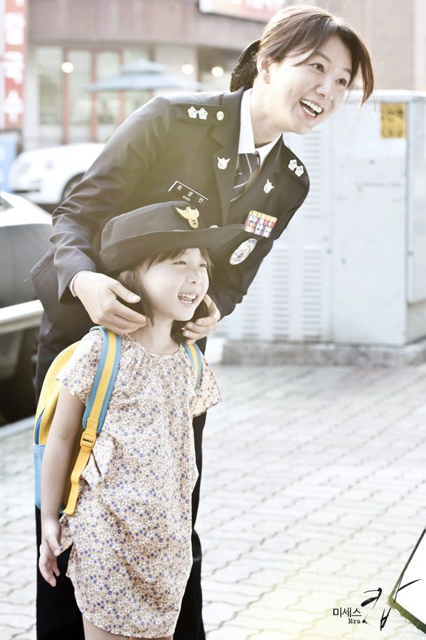[K-Drama] Mrs. Cop