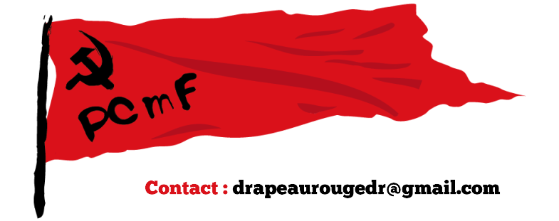 Drapeau Rouge, le blog du PC maoïste de France
