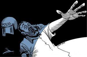 Appel pour un sit-in de solidarité avec le peuple marocain et ses forces révolutionnaire !