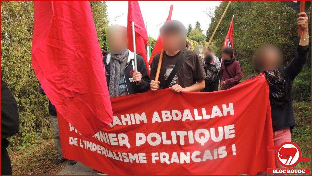 Libérez notre Camarade Georges Ibrahim Abdallah, otage de l'impérialisme !