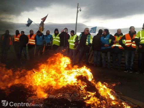 Ct-Fd : La grève à l'incinérateur remporte une victoire !