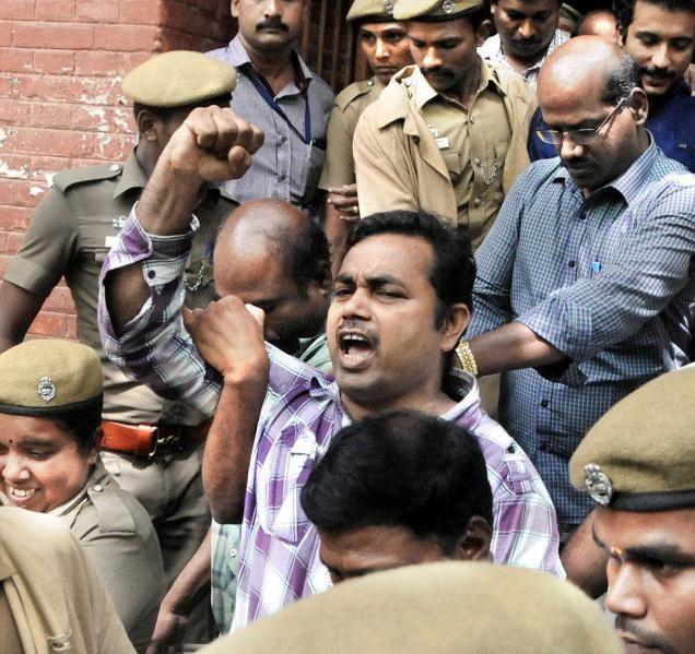 Liberté pour les Camarades du PCI(maoïste) arrêtés en Inde !