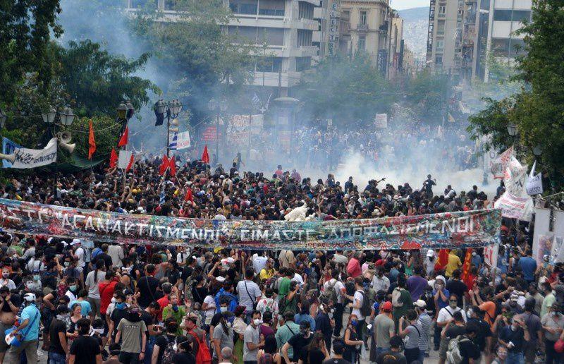 Sur la situation en Grèce