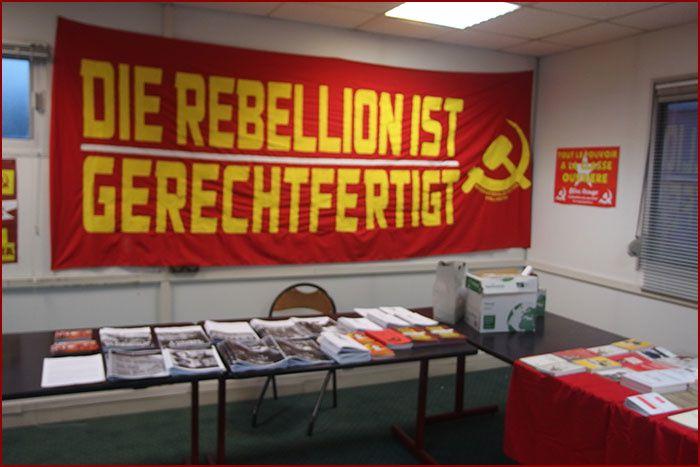 Succès du meeting international pour les 10 ans de la révolte des banlieues