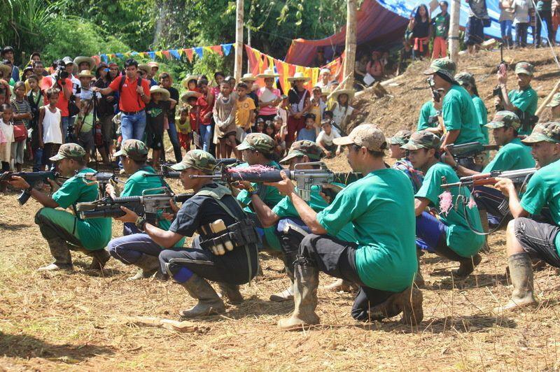 Philippines : 6 fronts de guérilla de plus formés à Mindanao