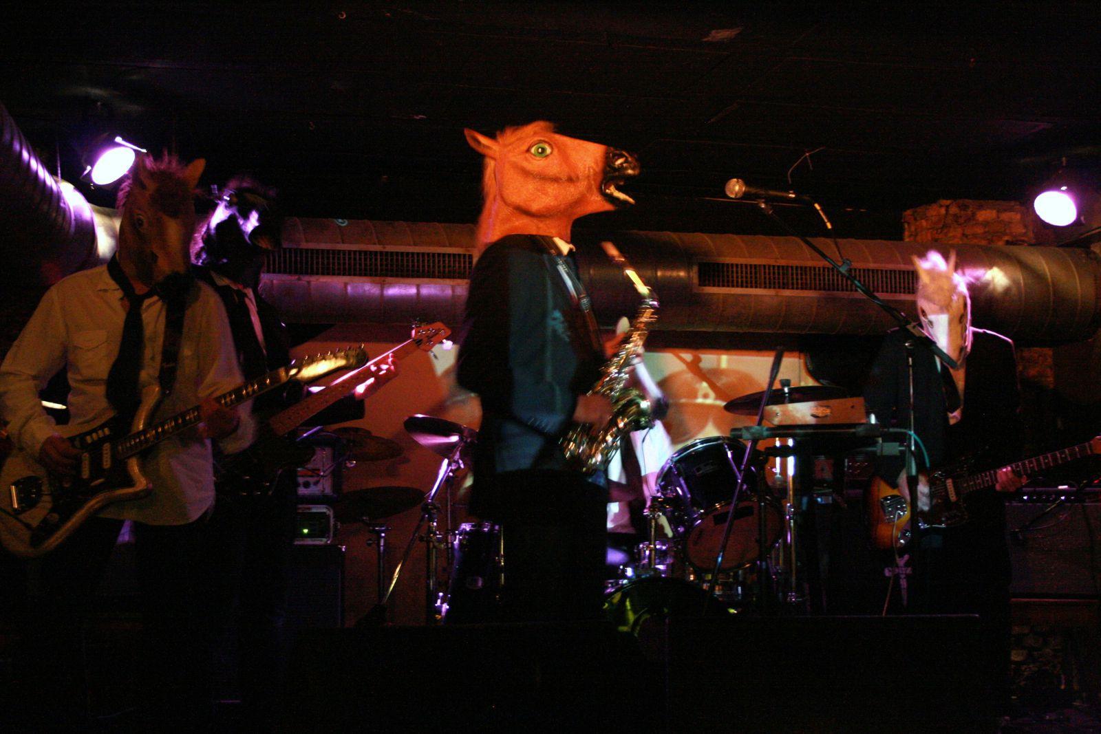 The Poneymen @ Rock Classic