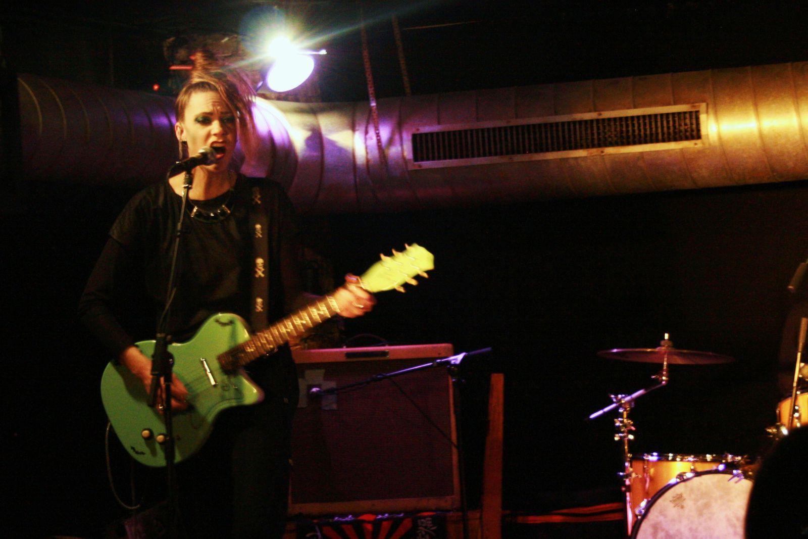 The Darkshadows (Australia) @ Rock Classic