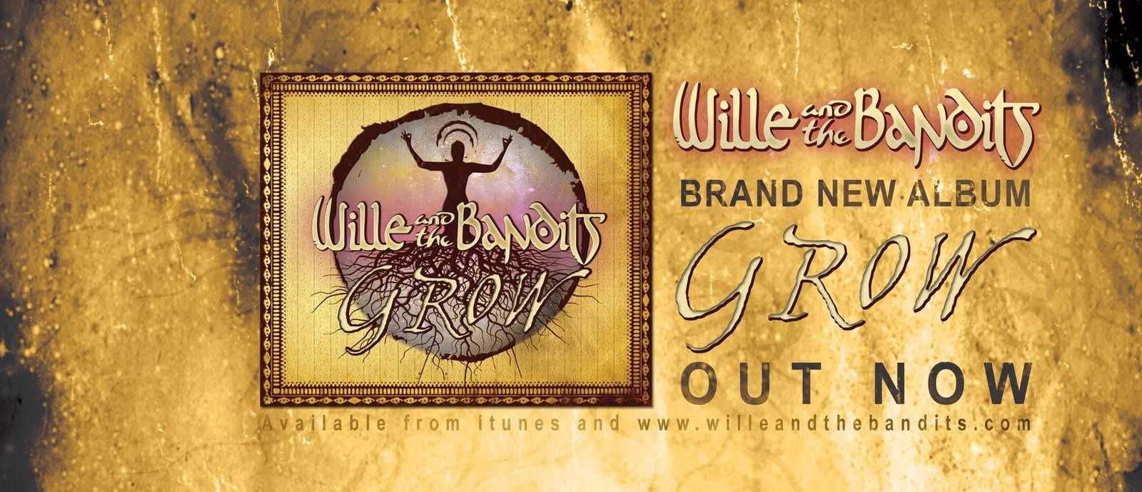 Wille & the Bandits (UK) + Les Freatles @ Rock Classic - 23/01/2014 - 20h15 - Entrée gratuite !