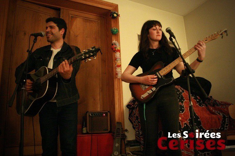 Barzin (Can) @ Home concerts - 05/05/2014
