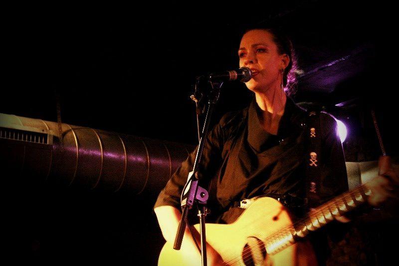 Brigitte Handley (Aus) @ Rock Classic - 12/06/2014