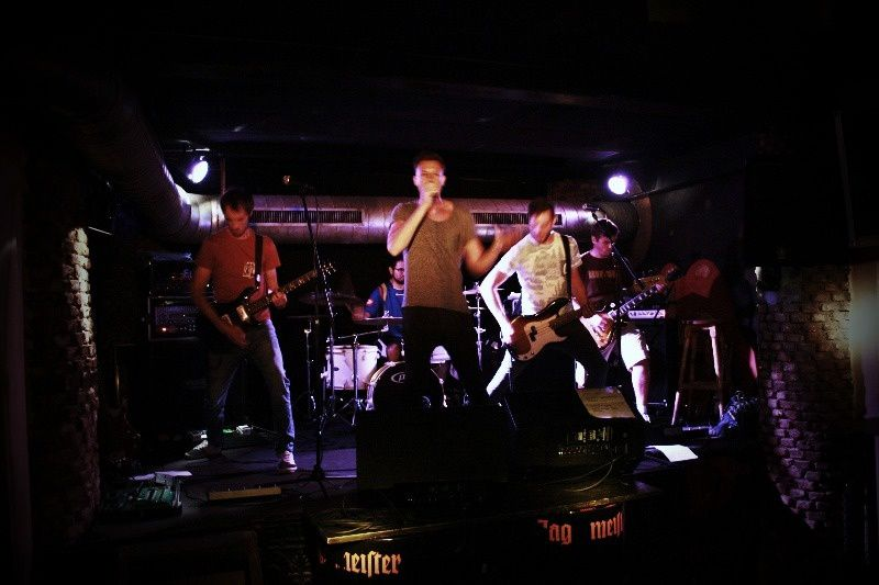 The Wise @ Rock Classic - 18/07/2014
