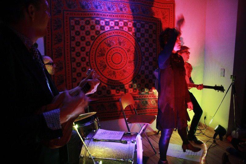 GabbaLovers (acoustic set) @ Glaieuls paradise (Home concert à Forest/Altitude 100)) - 05/09/2014