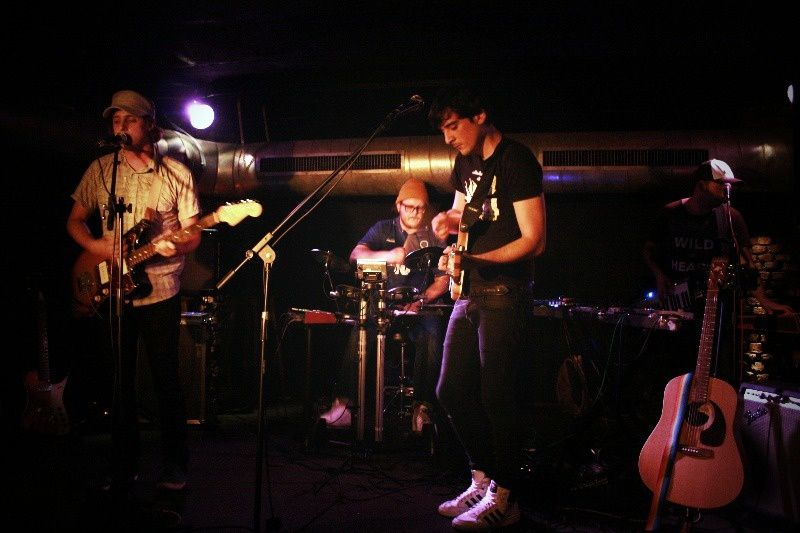 The Blank agains @ Rock Classic - 12/09/2014