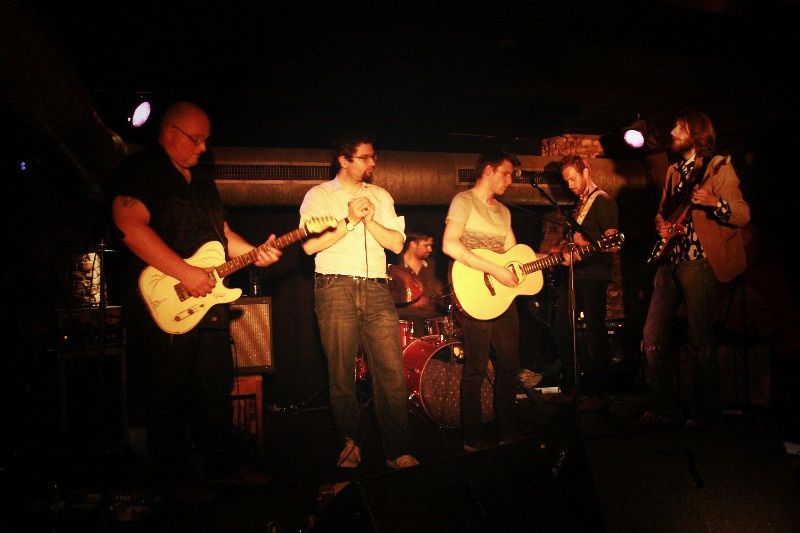 The Fabulous Tumbling Tumbleweeds (F) @ Rock Classic - 13/09/2014