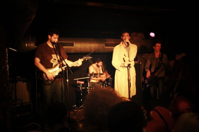 Spoons of knowledge @ Rock Classic - 18/09/2014
