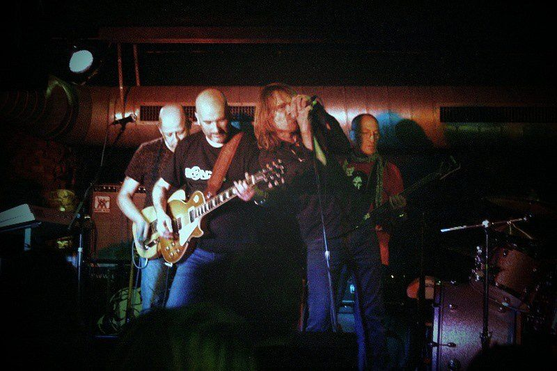 Gallows Pole (Led Zeppelin tribute band) @ Rock Classic - 31/10/2014