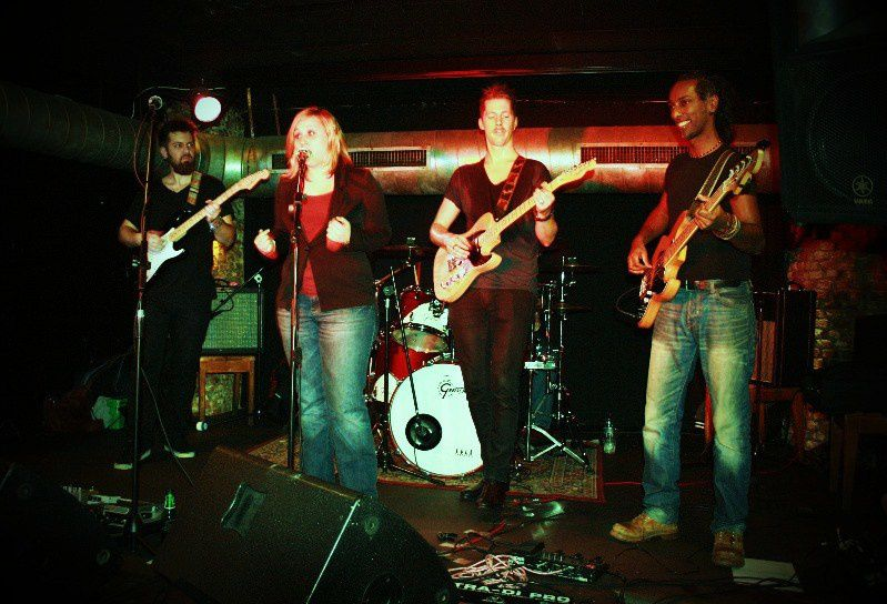 Raven House band @ Rock Classic - 15/11/2014