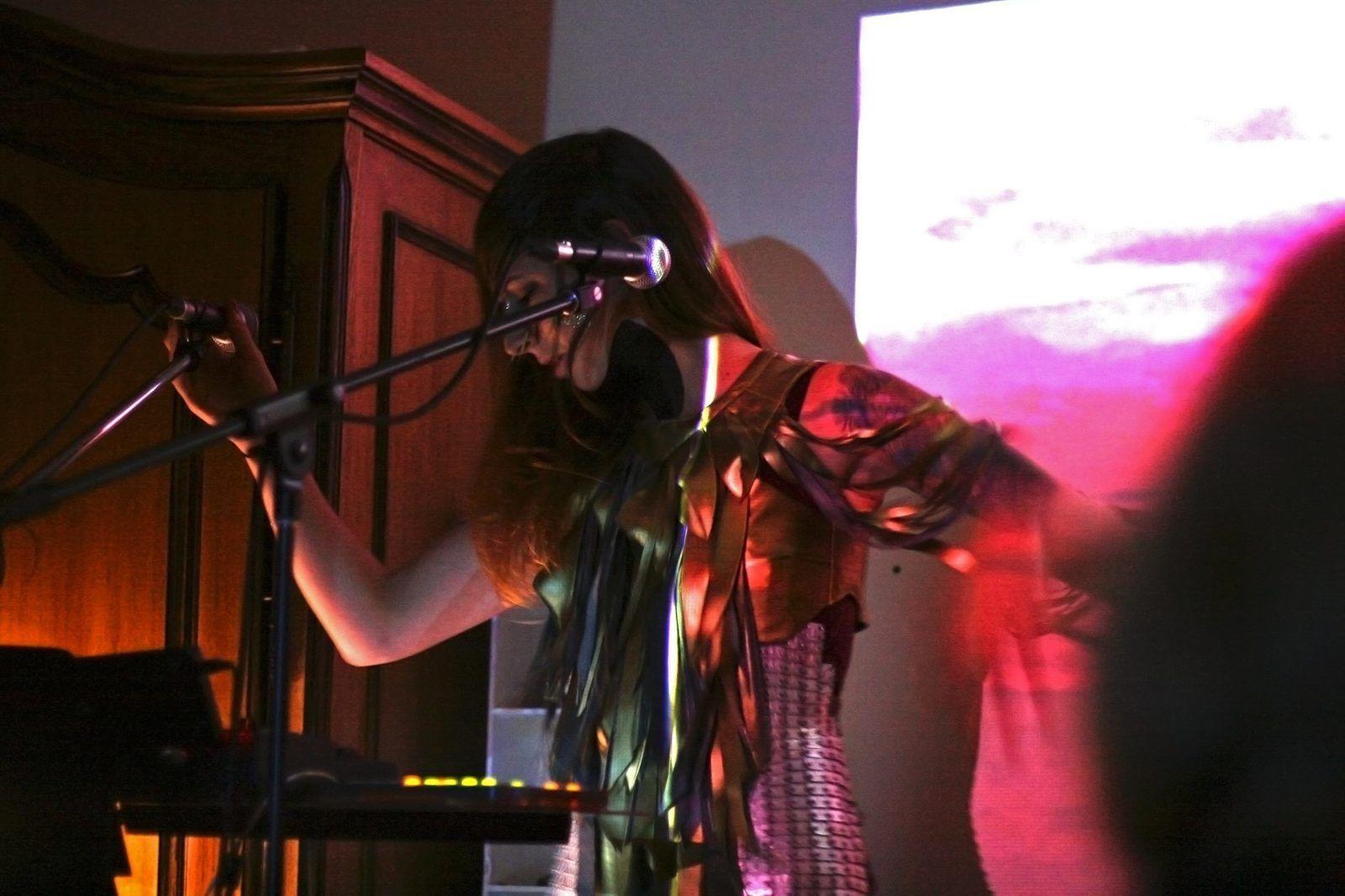 Cigüri (F) @ Home concert (Uccle / Vanderkindere) - 30/11/2014
