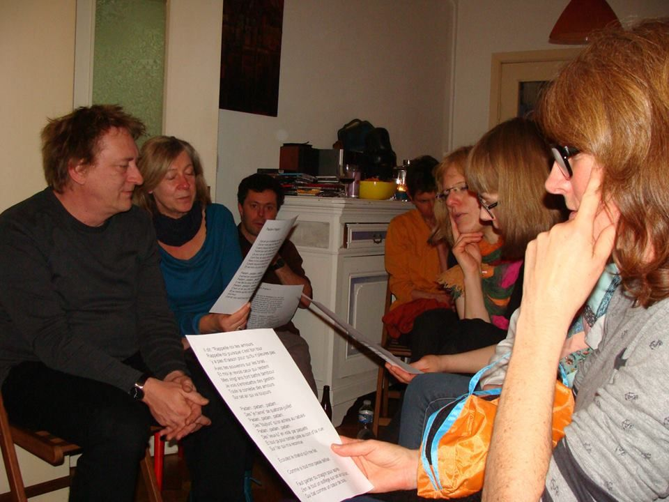 Gourmandise musicale @ Cats & Books - 25/01/2015