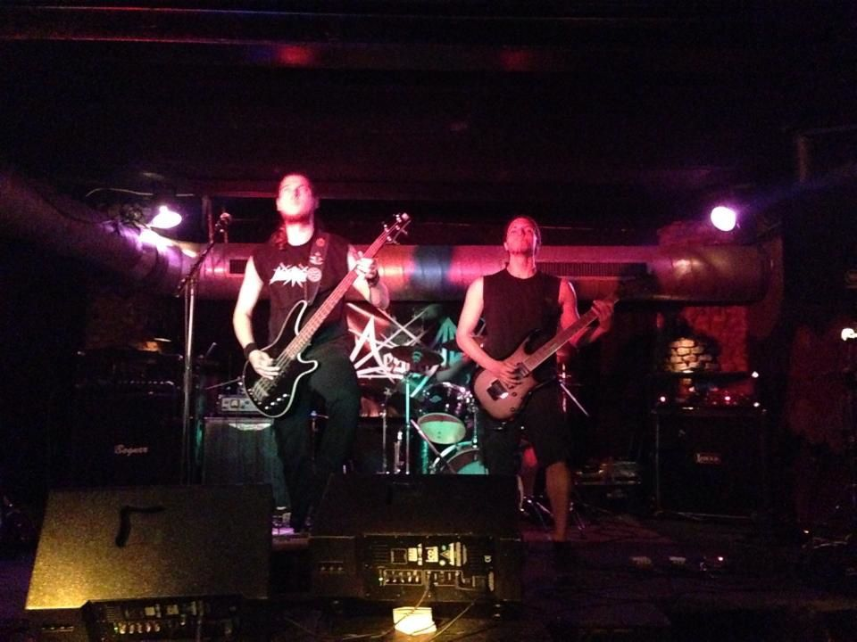 Desakralised @ Rock Classic  - 25/04/2015