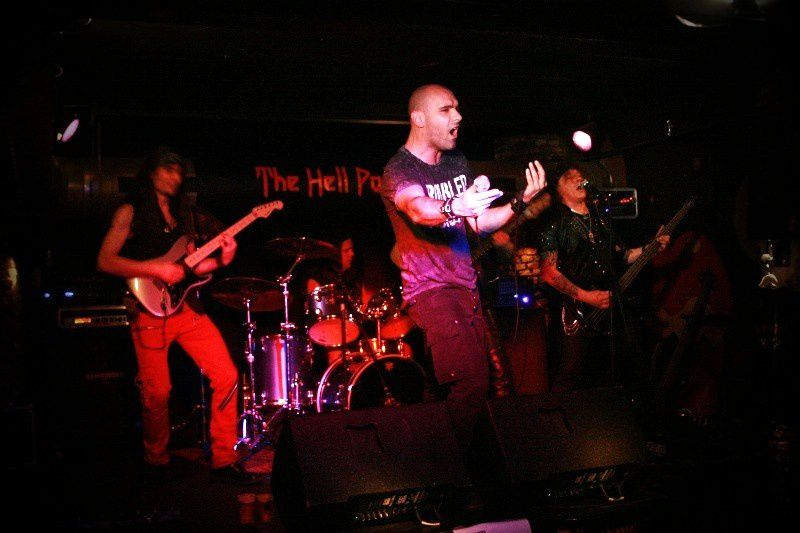The Hell patrol @ Rock Classic - 15/05/2015