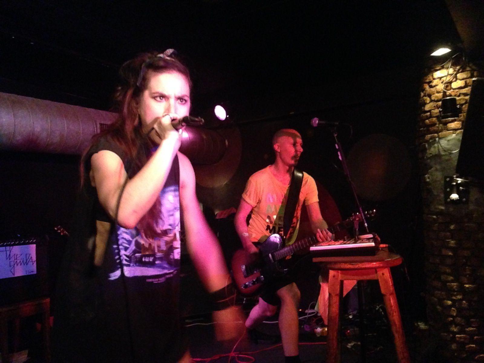 The Guilt (Sweden) @ Rock Classic - 26/06/2015