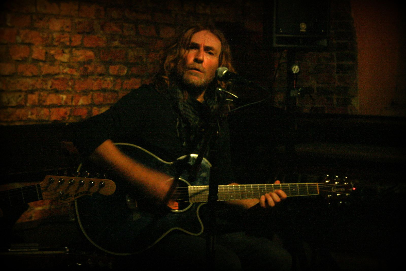 Vincent McCallum (UK) (+ Guest : Tom Beardslee ) @ La porte noire - 24/09/2015