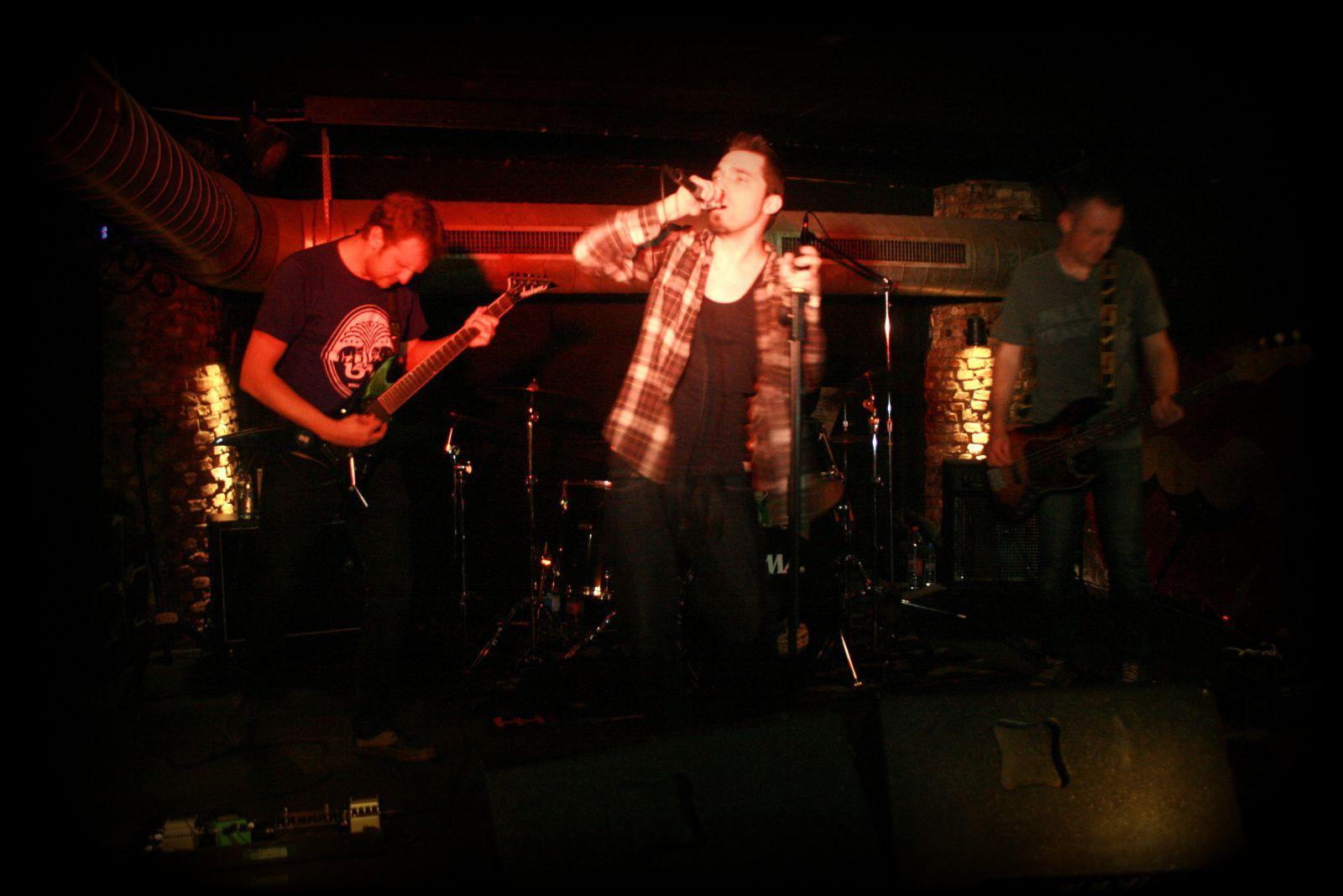 Breaking Mind @ Rock Classic - 24/09/2015