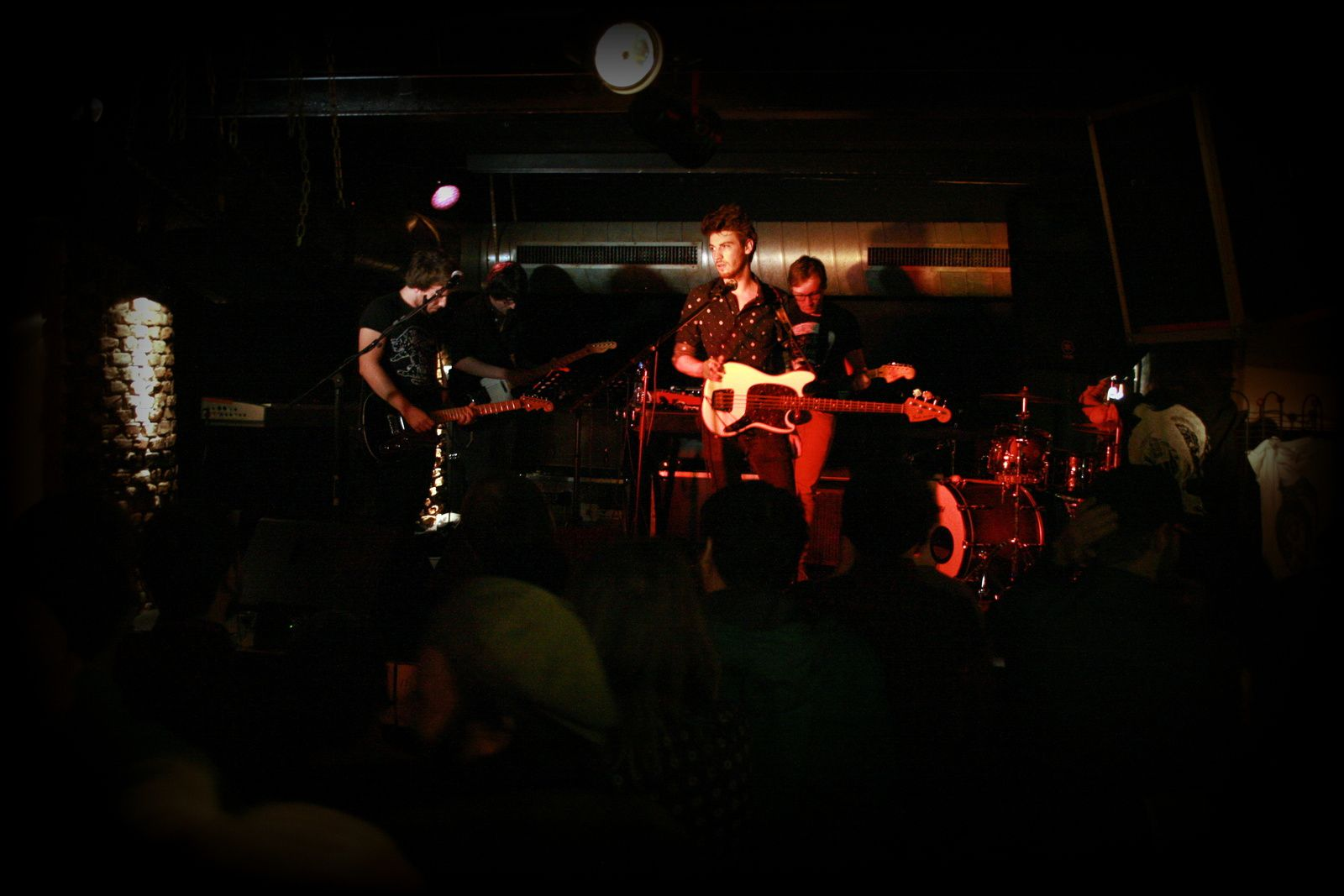 If anything happens to the cat @ Rock Classic - 30/10/2015