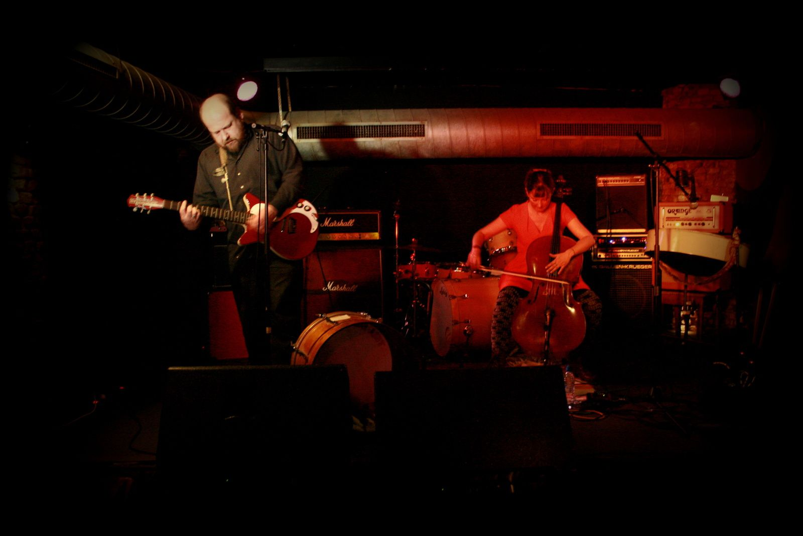 The Roost + Ceddy Gonod's band (F) + FLEM @ Rock Classic - 27/11/2015
