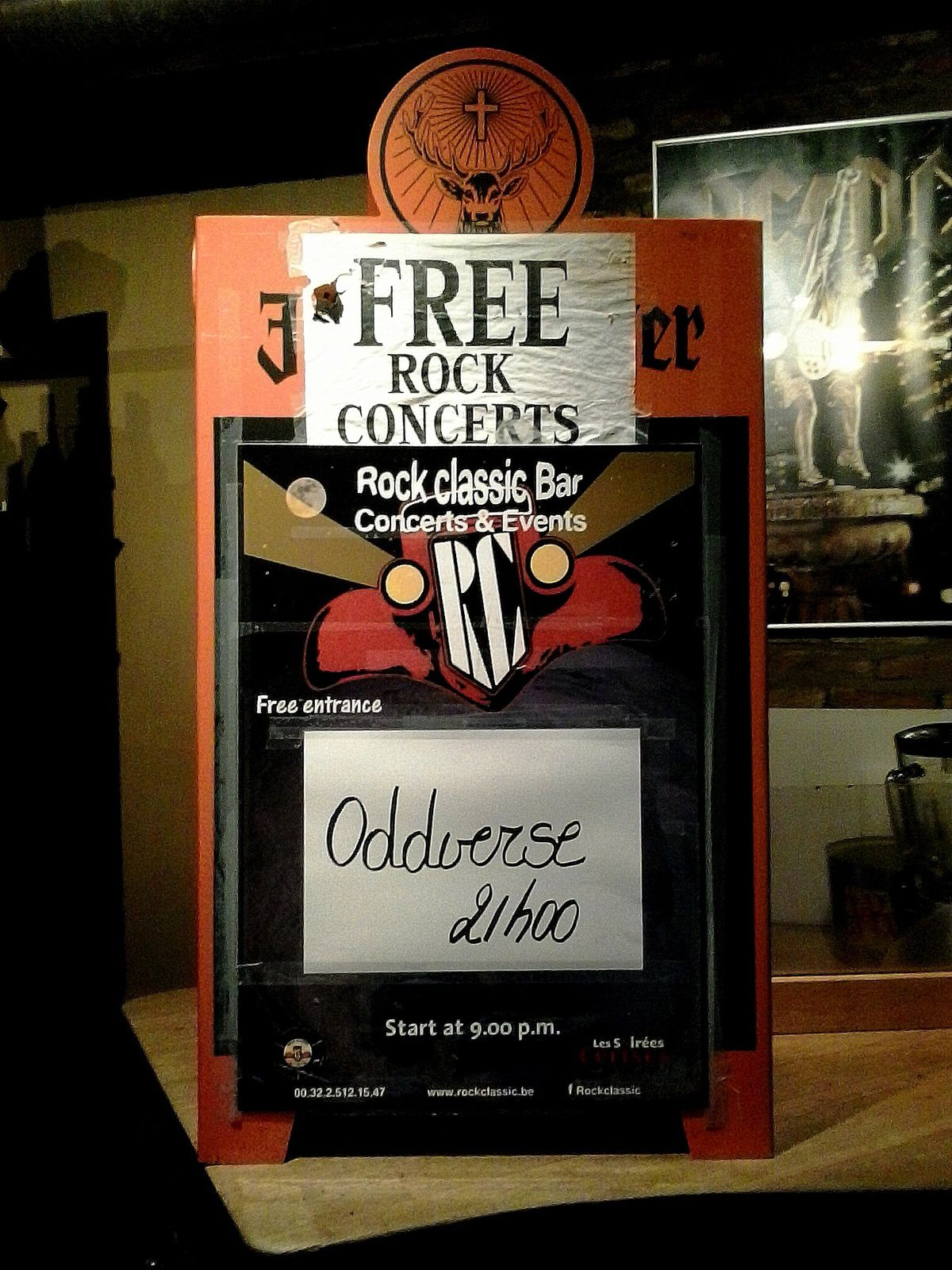 Oddverse @ Rock Classic - 07/01/2016