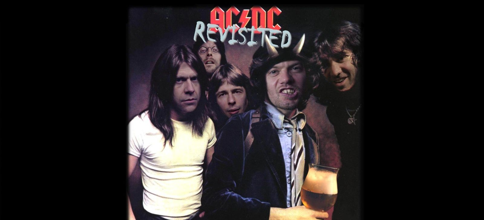AC/DC Revisited (AC/DC tribute band) @ Rock Classic - 21/05/2016 - 21h00 - Entrée gratuite !