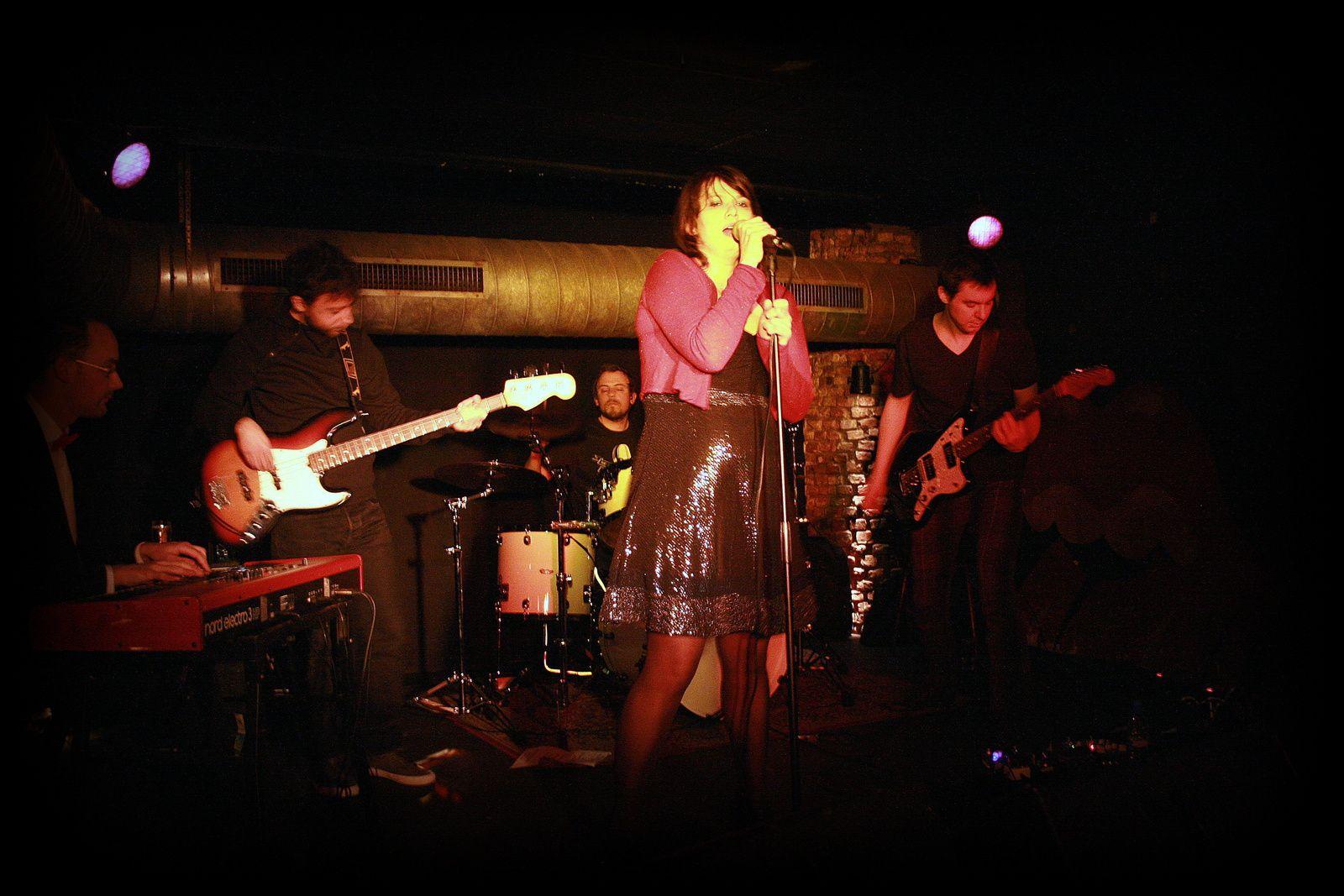 Grand Larceny @ Rock Classic - 14/01/2016