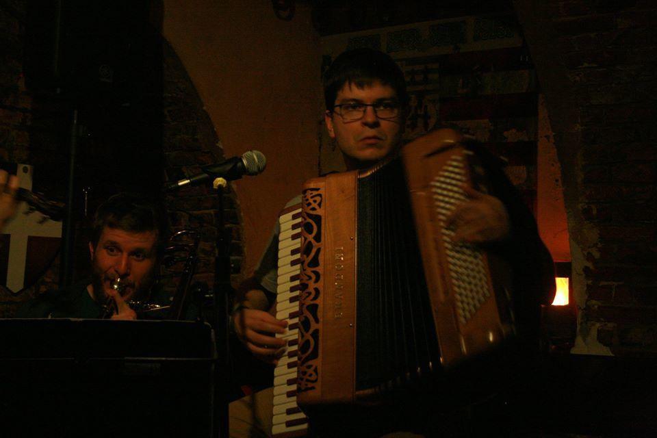 Salonski  (Ljubljana/Slovénie) @ La Porte noire - 11/02/2016