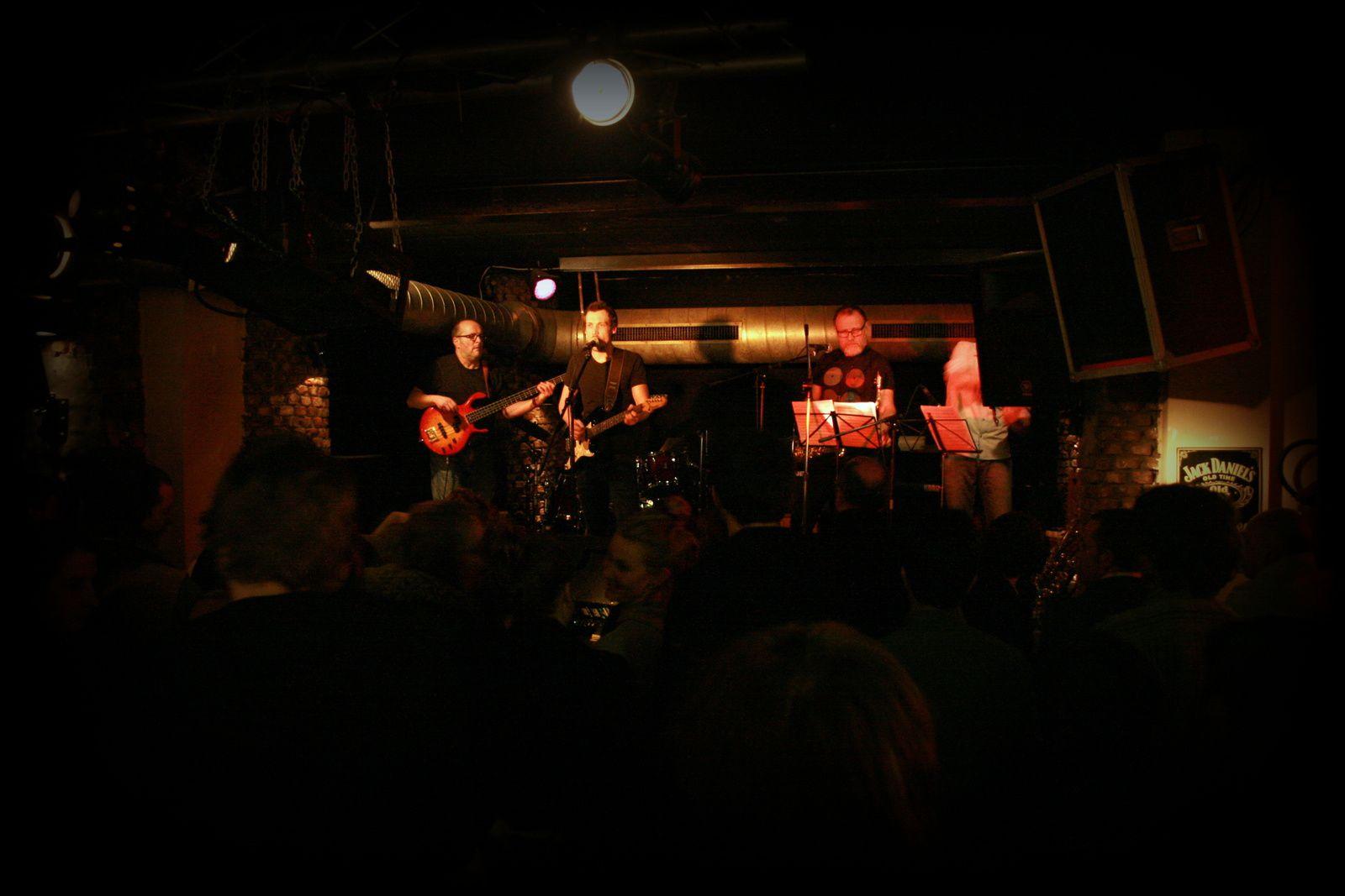 Slim Slow Sliders (Tribute band to Van Morrison) @ Rock Classic - 12/02/2016