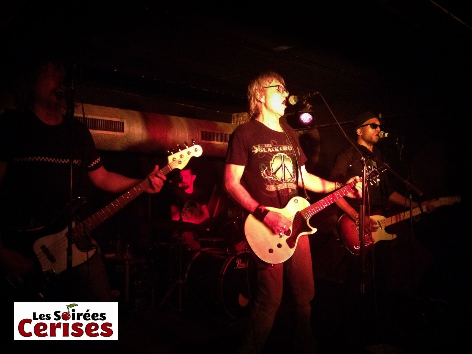 ▶ The 4 Banksters @ Rock Classic - 19/05/2016