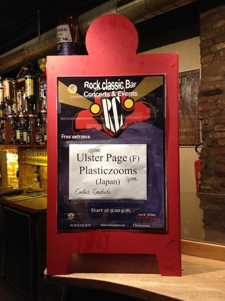 ▶ Ulster page (F) @ Rock Classic - 21/05/2016